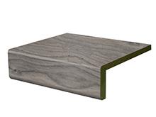 Vinylstufen Anthracite Oak w60306 Tresabo